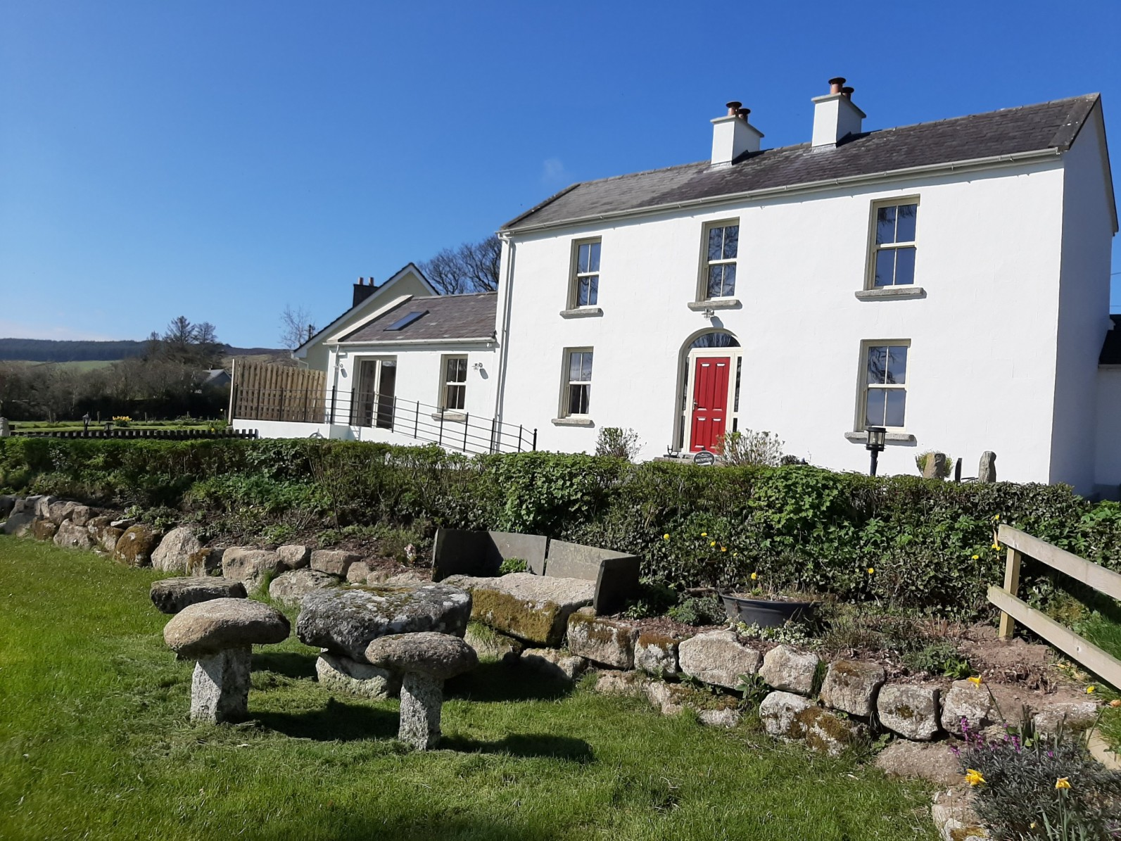 Exterior of Abhainn Ri B&B, photo 2