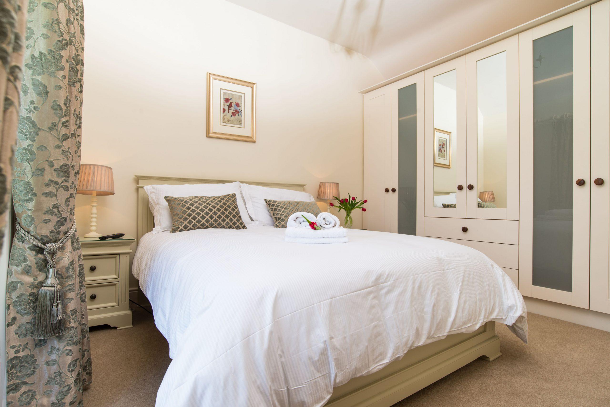 Bedroom at Abhainn Ri B&B, Photo 3