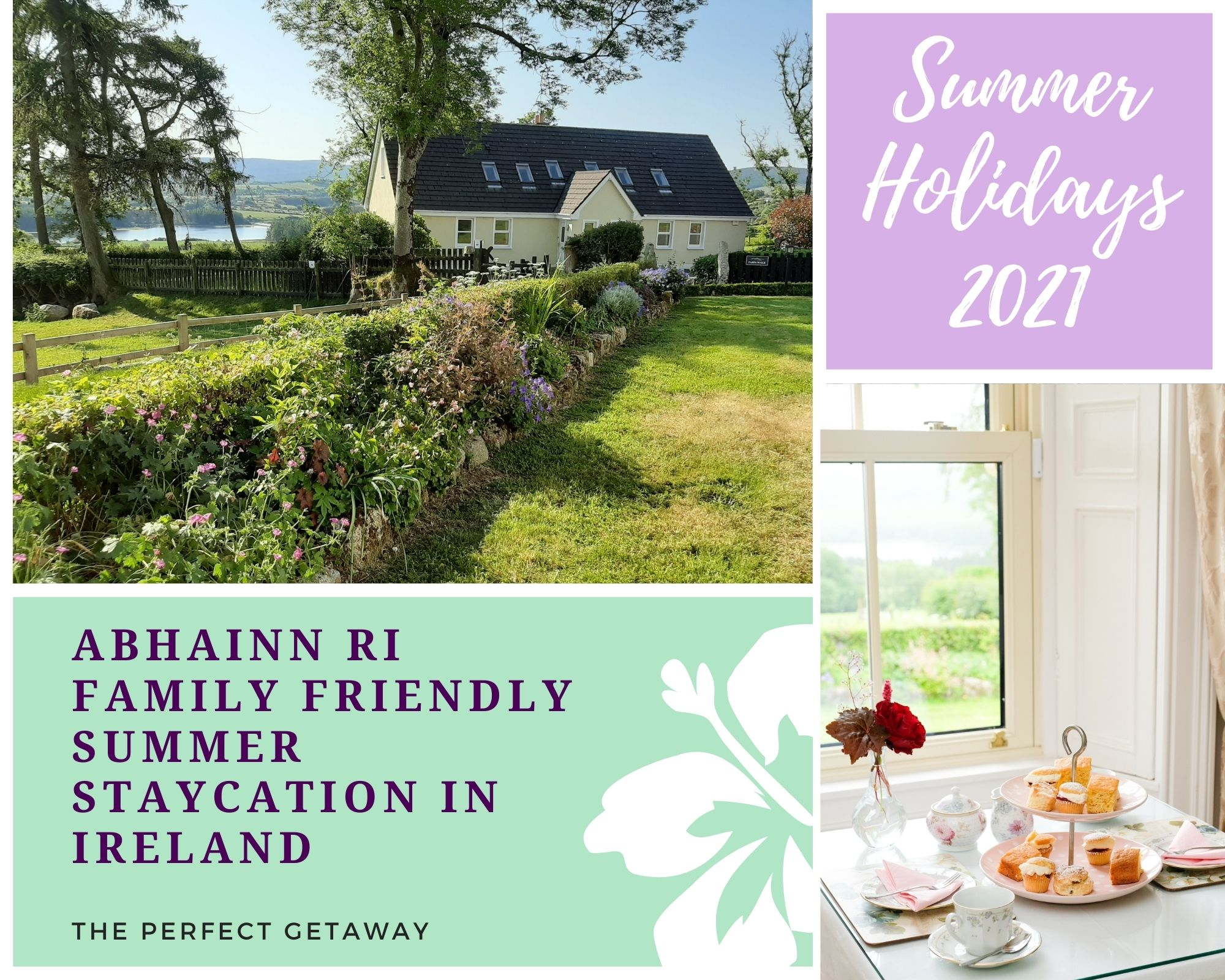 Selfcatering Family Staycation in Ireland
