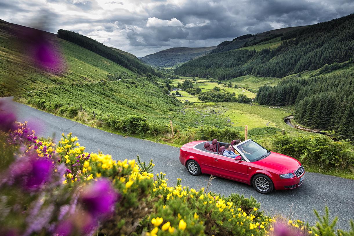Car Touring Glenmacnass