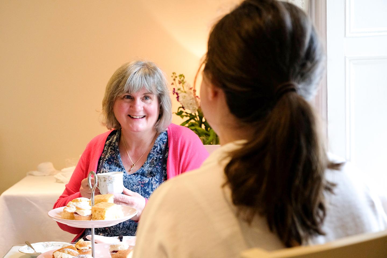 Afternoon Tea at the Abhainn Ri, Photo 2