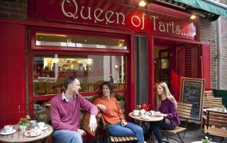 Queen of Tarts Cafe Dublin City