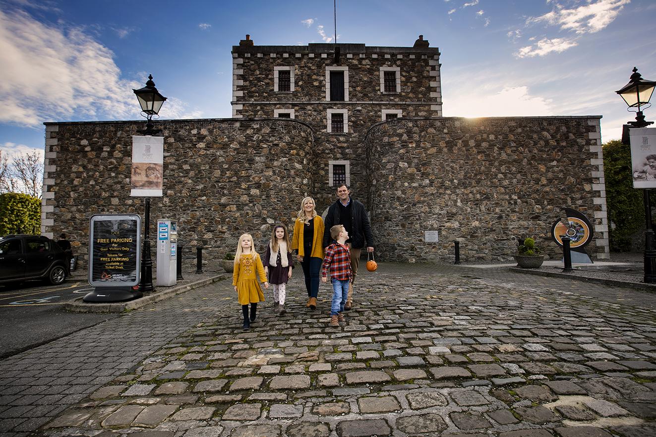 Wicklow Gaol, Wicklow town